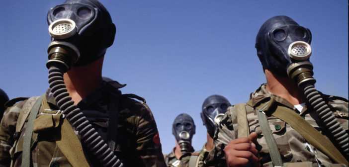 The Syrian Civil War: Chemical Weapons Assessment