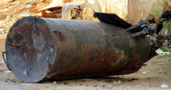 Barrel Bombs in the Syrian Civil War: A Game Changer?