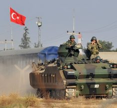 Turkey's Forward-Basing Posture
