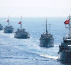 Tensions Between NATO Allies Greece and Turkey
