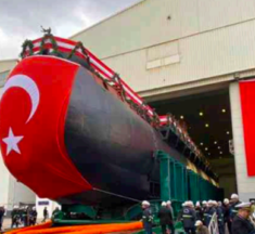 THE SILENT HUNT: Turkey Eyes Strategic Roles for Its New Attack Submarines