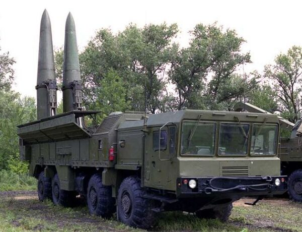 MILITARY ALERT:  THE ARMENIAN MILITARY COULD ESCALATE THE CONFLICT  BY USING ISKANDER BALLISTIC MISSILES