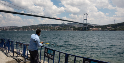 Sinan Ulgen's latest opinion in Bloomberg: on the Montreux Convention & Canal Istanbul